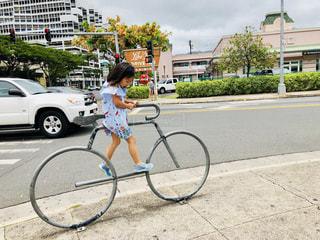 サイクリングの写真・画像素材[1512985]