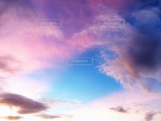 空の雲の写真・画像素材[1490230]