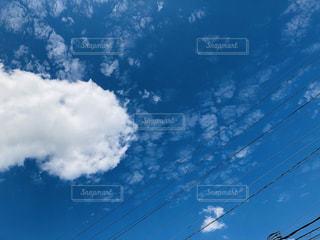 空と雲の写真・画像素材[1492640]