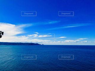 海と空の青の写真・画像素材[1612931]