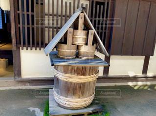 桶の写真・画像素材[1710182]
