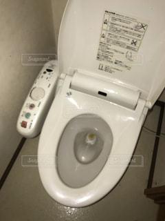 トイレ清掃後の写真・画像素材[2294078]