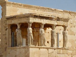 エレクティオン神殿の写真・画像素材[1464542]