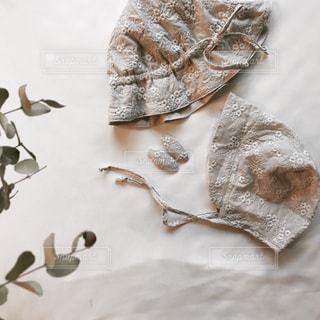 sunhat × bonnetの写真・画像素材[1453745]