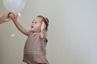 birthday babyの写真・画像素材[1453833]