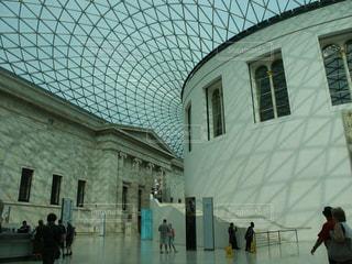 大英博物館の写真・画像素材[1583773]
