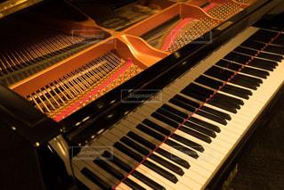 美しいピアノの鍵盤の写真・画像素材[1790484]