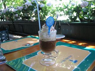 ハンガリーのお洒落なカフェの写真・画像素材[2368531]