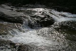 自然の流れの写真・画像素材[3538974]