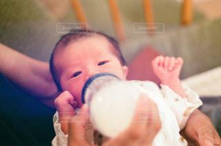 ミルク中の写真・画像素材[1616104]