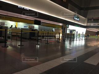 空港の写真・画像素材[1459504]