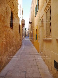静寂の街「イムディーナ」の写真・画像素材[1497157]