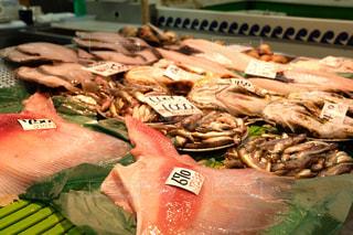 北海道の魚市場の写真・画像素材[2399934]