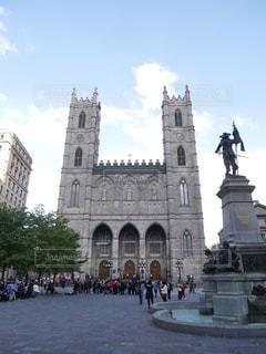 モントリオールのノートルダム大聖堂の写真・画像素材[1532591]