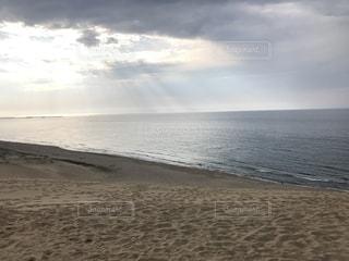 鳥取砂丘の写真・画像素材[2199357]