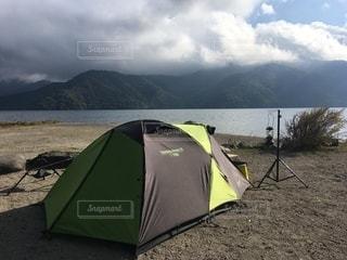 ソロキャンプの写真・画像素材[2771149]