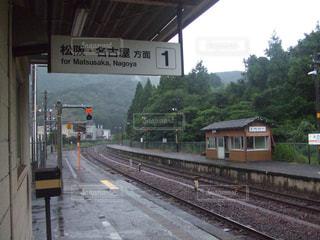 駅のホームの写真・画像素材[1583789]