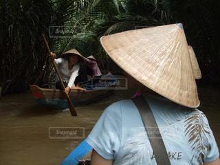 ベトナムのノンラーの写真・画像素材[1592632]