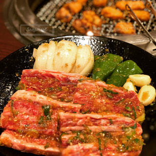美味しそうな肉の写真・画像素材[1466854]
