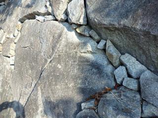 石の壁の写真・画像素材[1598512]