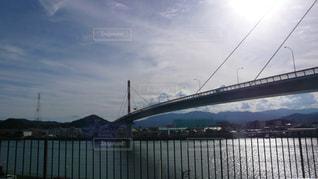 徳島 橋の風景の写真・画像素材[1598927]