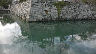 徳島城公園にての写真・画像素材[1710655]