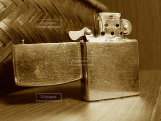 オイルライターの写真・画像素材[1710958]