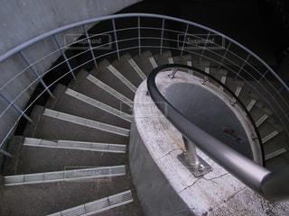 らせん階段の写真・画像素材[1787767]