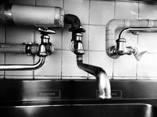 水栓の写真・画像素材[2144639]
