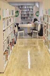 徳島市立図書館の写真・画像素材[2261838]