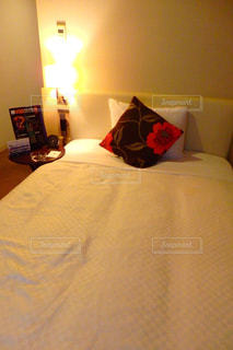 ホテルの部屋の写真・画像素材[2268020]