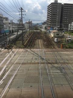 線路の写真・画像素材[2309870]
