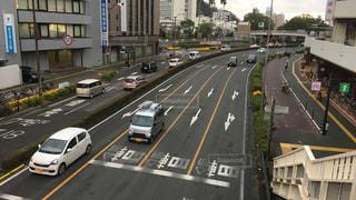 徳島市内 道路の写真・画像素材[2809441]