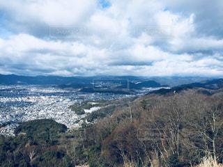 大文字山からの景色の写真・画像素材[1469468]