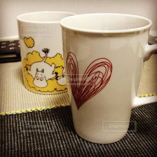 コーヒーカップの写真・画像素材[1481355]