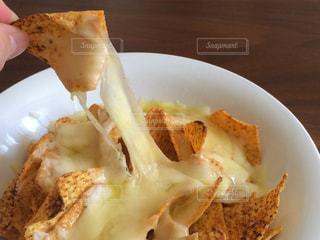 ナチョチーズの写真・画像素材[1495657]