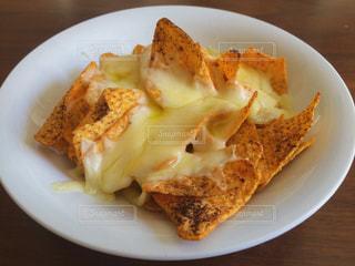 ナチョチーズの写真・画像素材[1495664]