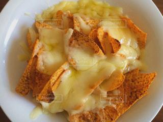 ナチョチーズの写真・画像素材[1495665]