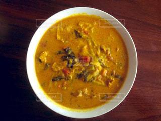 スープのボウルの写真・画像素材[1686382]