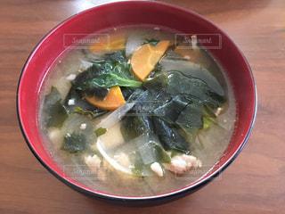 スープのボウルの写真・画像素材[2494101]