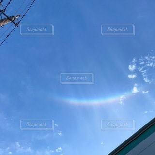 逆さ虹の写真・画像素材[3455320]
