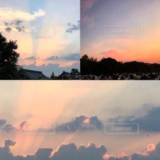 空には雲の写真・画像素材[1469844]
