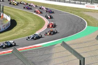 F1日本グランプリ🇯🇵!スタート!の写真・画像素材[1520784]