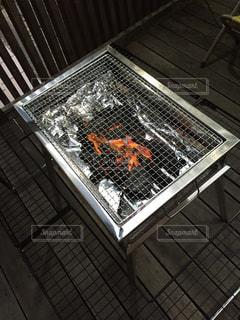 いい感じの着火の写真・画像素材[1471579]