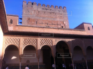 アルハンブラ宮殿の写真・画像素材[1489196]