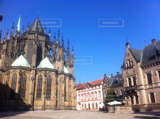 プラハ城の写真・画像素材[1489204]