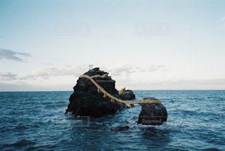 二見興玉神社を訪れた時の写真ですの写真・画像素材[1470734]