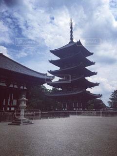 興福寺五重塔の写真・画像素材[1472264]
