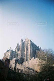 モンサンミッシェルの写真・画像素材[1532290]