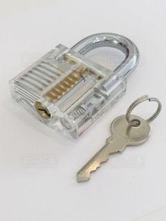 透明な鍵ですの写真・画像素材[1473046]